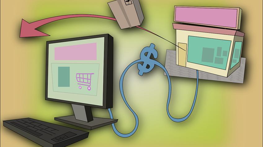 Webshop egyszerűen: webáruház bérlés